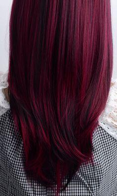 Deep Velvet Hair Colour