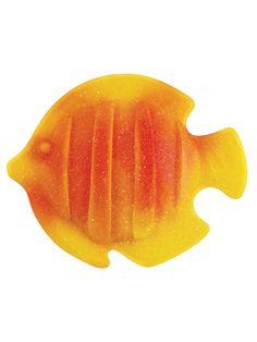 Sapun cu glicerina fabricat manual Pestisorul Alfie - 50 gr Grapefruit, Watermelon, Mango, Presentation, Food, Manga, Essen, Meals, Yemek