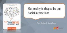 In this newly revised and updated edition of The New Social Learning, Tony Bingham and Marcia Conner make the case for using social media to encourage knowledge transfer and real-time learning in a connected and engaging way. #newsociallearning #knowledgetransfer