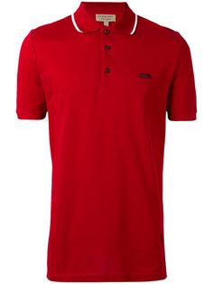 BURBERRY Short Sleeve Polo Shirt. #burberry #cloth #shirt