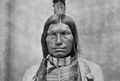Low Dog, 1870's: Low Dog was one of the Sioux fighting chiefs at the Battle of Little Big Horn. (Photo Credit: CORBIS)