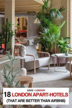 As a Londoner and a travel expert, I don't think anyone should be booking airbnbs in London. If you still want somewhere to stay that has a kitchen and sitting area, here are some incredible London apart-hotels that are better than staying in an airbnb in London. Two Bedroom Apartments, Rental Apartments, Travel Expert, Travel Tips, London Tips, Phoenix Homes, London Christmas, Things To Do In London, Mansions Homes