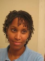 short sisterlock hairstyles - Google Search