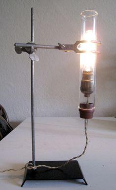 Test Tube Holder Lighting