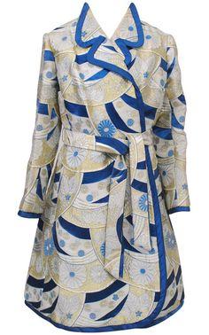 Coat    Hanae Mori, 1960s