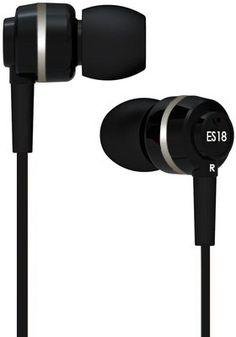 Superb Sound! Buy SoundMAGIC ES 18 wired mobile Headphone for Rs 499 at Flipkart   #SoundMAGIC #Headphone #headset #Shopping #India #Flipkart