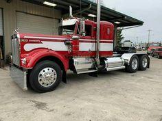 Big Rig Trucks, Semi Trucks, Cool Trucks, Peterbilt 389, Kenworth Trucks, Custom Big Rigs, Custom Trucks, Trailers, Heavy Machinery