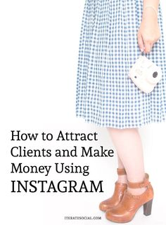 A social media manager's tried and true strategy for attracting followers that buy on Instagram.