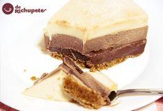 La tarta más famosa de la blogosfera gastronómica, una tarta con pasión por el chocolate. Déjate seducir.