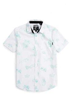 O'Neill Aloha Woven Shirt (Big Boys)