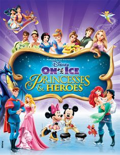 GIVEAWAY!!! Disney On Ice Princesses & Heroes : Macaroni Kid