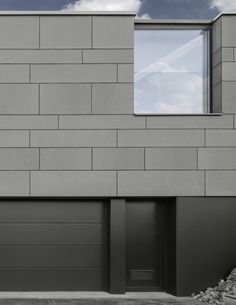 arch: Reubens & Muylaert. EQUITONE facade materials. Learn more at equitone.com