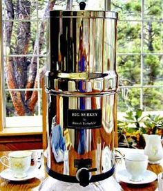 "Big Berkey Water Filter with 4 7"" British Berkefeld Ceramic Filters best seller - Buy Big Berkey Water Filter with 4 7"" 