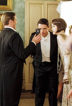 Downton Abbey, Season 6: Episode 4 Behind the Scenes ..