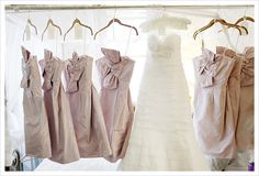 all our dresses!