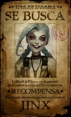 League Of Legends Jinx image by Edith. Discover all images by Edith. Find more awesome league of legends images on PicsArt. Lol League Of Legends, Champions League Of Legends, League Of Legends Characters, League Of Legends Poster, Overwatch, Lol Jinx, League Of Legends Personajes, Desenhos League Of Legends, Jinx Cosplay