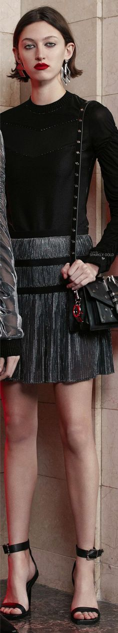 Versus Versace Pre-Fall 2017