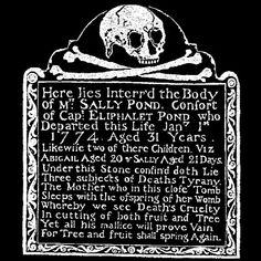 puritan gravestone art   GRAVESTONE ART WEAR