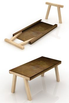 gum design, mastro work table for castelli