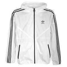 adidas white jacket men