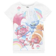 Girls Trolls T Shirt