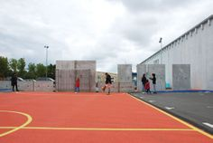 Culture and activity space | Hedehusene Denmark | LIW planning #play #carpark