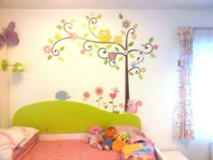 Wall sticker tree