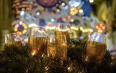 Wallpaper merry, christmas, xmas, christmas, new year, new year, 2016, glasses