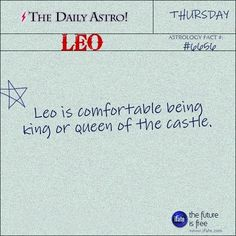 Leo 6656: Visit The Daily Astro for more facts about Leo.