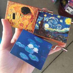 Park jimin in love with min yoongi is a fan of vincent van gogh. 16 … the # Fan Fan Fiction # amreading # books # wattpad Vincent Van Gogh, Mini Canvas, Canvas Art, Art Hoe Aesthetic, Van Gogh Art, Arte Sketchbook, Yoonmin, Love Art, Art Inspo