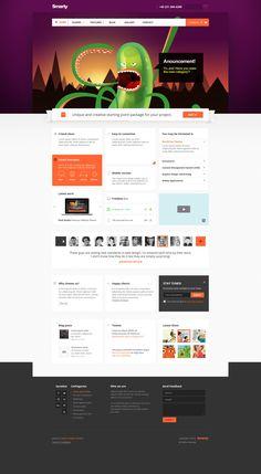 Awesome Website Design #website