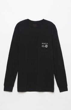 ANP Long Sleeve Pocket T-Shirt