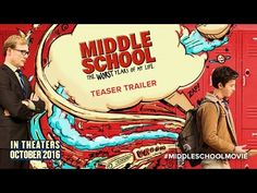 MIDDLE SCHOOL: The Worst Years of My Life Trailer – Movie-Blogger.com