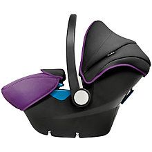 Silver Cross Simplicity Group 0+ Baby Car Seat in Damson http://www.parentideal.co.uk/john-lewis--baby-car-seats.html