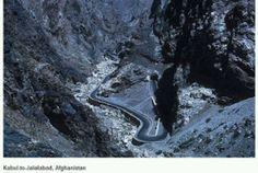 THE WORLD'S MOST DANGEROUS ROADS.