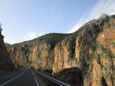 De Oued laou destination Chefchaoun