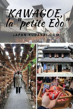Kawagoe, le petite Edo aux portes de Tokyo - Japan kudasai Asia Travel, Japan Travel, Japan Trip, Miyazaki Film, Travel Photos, Travel Tips, Japan Guide, Dreams Do Come True, Photos Voyages