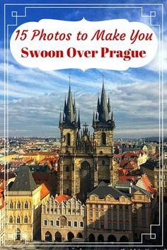 15 Photos to Make You Swoon Over Prague