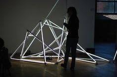 Neon installation | Flickr - Photo Sharing!