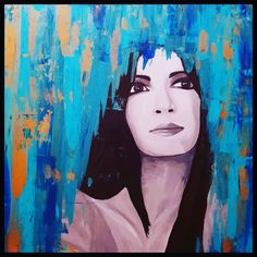 Fertig. Terminat. Finito. Finished. 👩🎨👩🎨👩🎨 #artist #artistsoninstagram #acrylics #acrylicpainting #artwork #canvaspainting #canvasart… Abstract Portrait, Acrylics, Paintings, Board, Artist, Artwork, Inspiration, Instagram, Biblical Inspiration