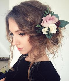 nice Top 40 Most Fun and Feminine Boho Hairstyles -- Choose What You Like Check more at http://newaylook.com/best-boho-hairstyles/