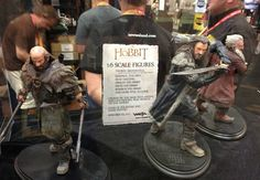 STATUE Weta Workshop Comic-Con