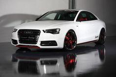 2015 Audi A4 Coupe New Photo