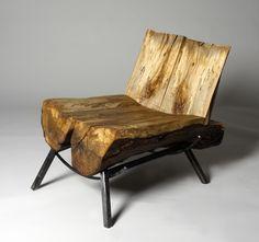 silver maple chair
