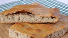 La Mia Focaccia senza Glutine al Grano Saraceno senza Impasto (e senza Sporcarsi le Mani), è Preferibile farla Precedere da Abbondante Verdura Cruda.