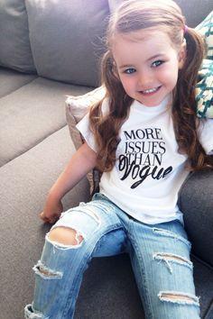 Kid fashion, little girls fashion