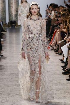 Elie Saab   Spring 2017 Couture.