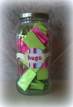 Hugs Jar: Nurturing Sibling Love   The Good Stuff Guide