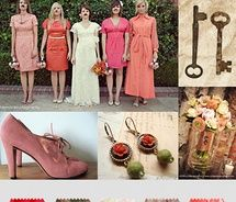 this is so me....vintage and pink.....love!
