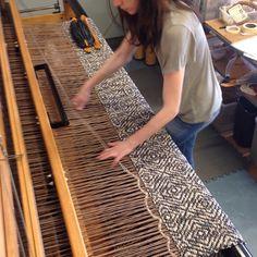 Meg weaving